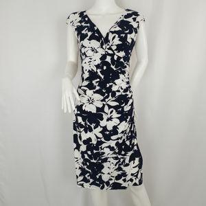 Ralph Lauren Faux Wrap Dress
